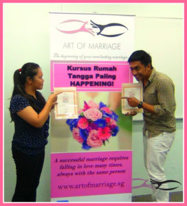 testimonial art of marriage